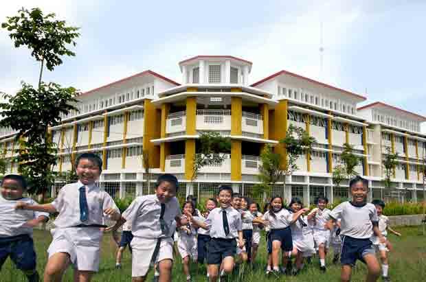 Sekolah Citra Berkat di CitraRaya