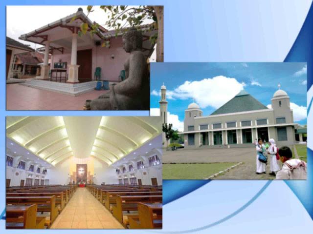 Tempat Ibadah di CitraRaya