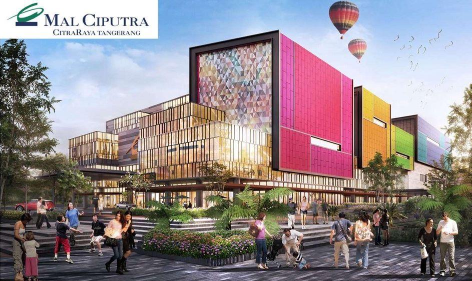 Tenant Gathering Mall Ciputra Citra Raya 14 Jan 2020 Citra Raya Tangerang